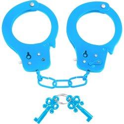 Neon Fun Cuffs - Blue