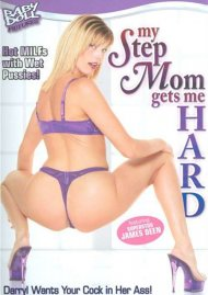 My Step Mom Gets Me Hard Porn Video