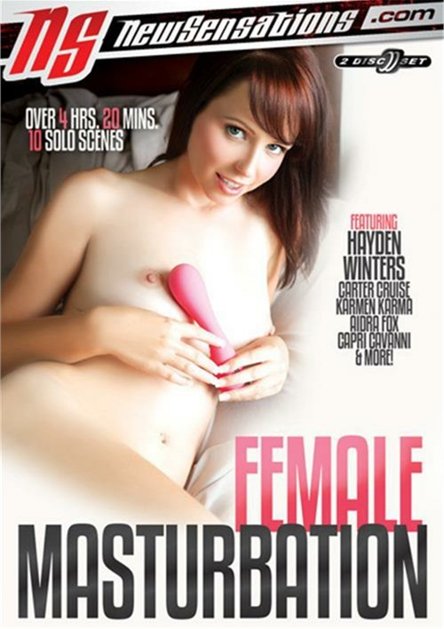 Femal masturbation dvd