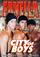 Favella: City of Boys 1 Boxcover