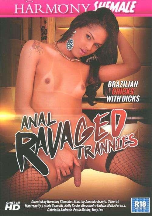 Anal Ravaged Trannies