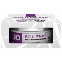 JO Sculpt Me Anti Cellulite Body Firming Cream - 4oz Sex Toy