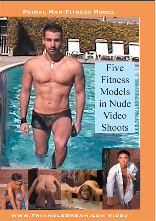 Primal Man: Fitness Model Boxcover