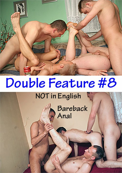 Double Feature #8 Boxcover