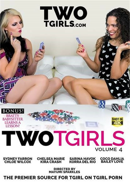 Two TGirls Vol. 4