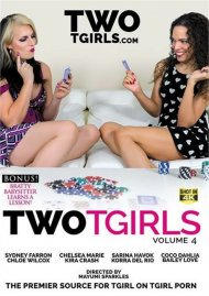 Two TGirls Vol. 4 image