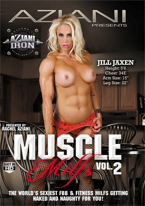 Muscle MILFs Vol. 2
