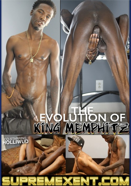 Evolution of King Memphitz Boxcover