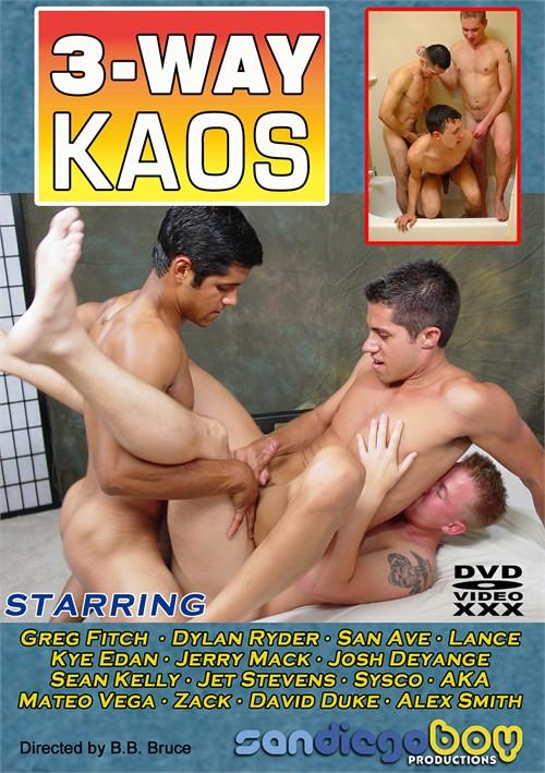 3-Way Kaos Boxcover