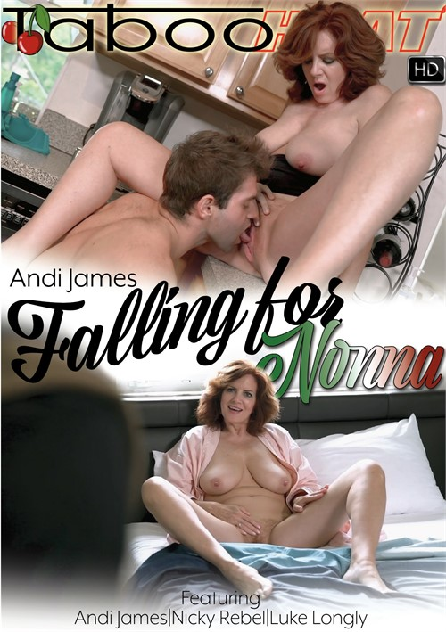 Red MILF Andi James Gets a Young Fuck