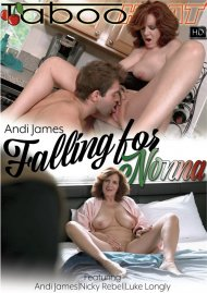 Andi James in Falling for Nonna Porn Video