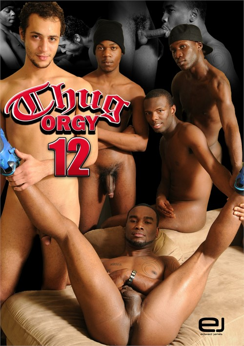 Thug Orgy 12 Boxcover