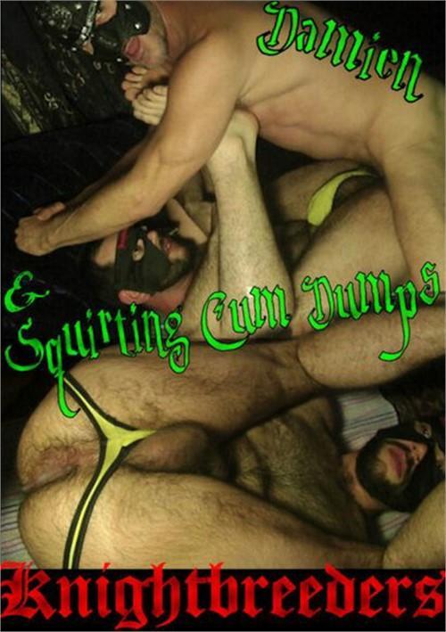 Damien & Squirting Cum Dumps Boxcover