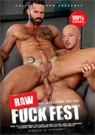 Raw Fuck Fest Boxcover