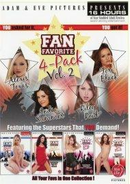 Fan Favorite 4 Pack Vol. 2