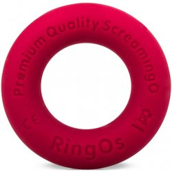 Screaming O - Ring O Ritz Silicone Ring - Red