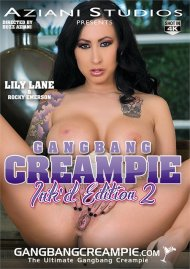 Gangbang Creampie: Ink'd Edition 2 HD porn video from Aziani.