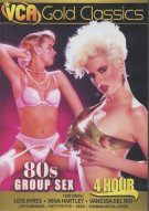 VCA Classics: 80s Group Sex Porn Movie