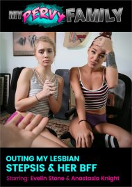Outing My Lesbian Stepsis & Her BFF image
