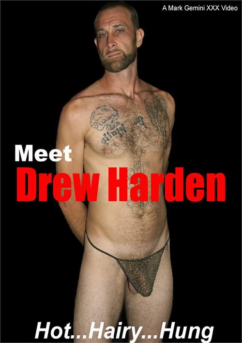 Meet Drew Harden Boxcover