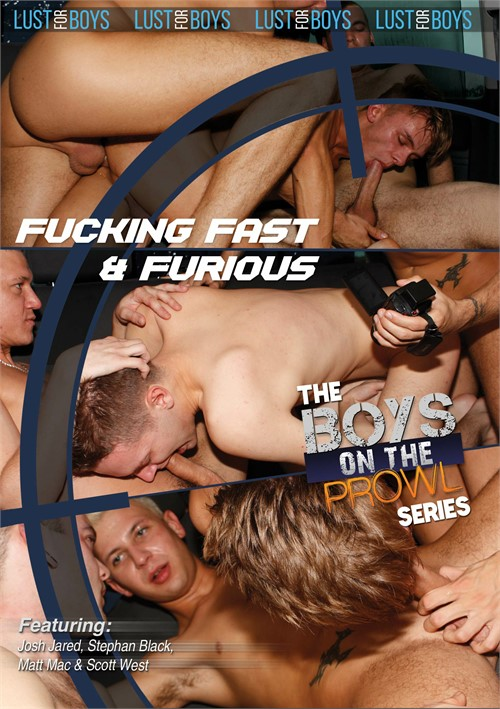 Fucking Fast & Furious Boxcover