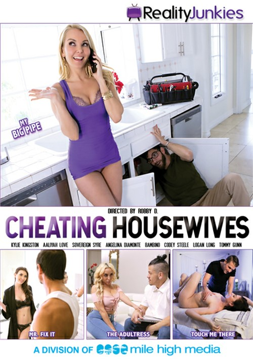 Cheating Housewives