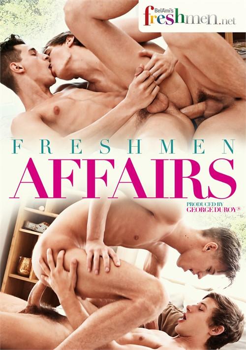 Freshmen Affairs Cover Front