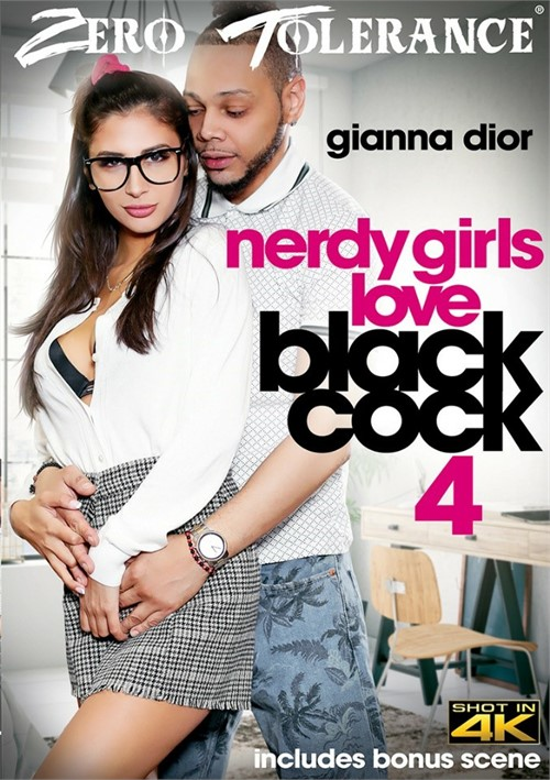 Nerdy Girls Love Black Cock 4