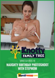 Naughty Birthday Photoshoot With Stepmom image