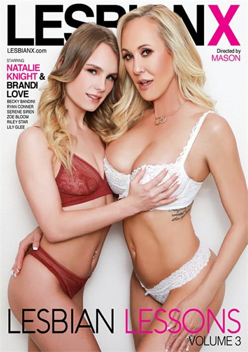 Lesbian Lessons Vol. 3
