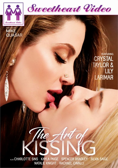 Art Of Kissing, The Boxcover