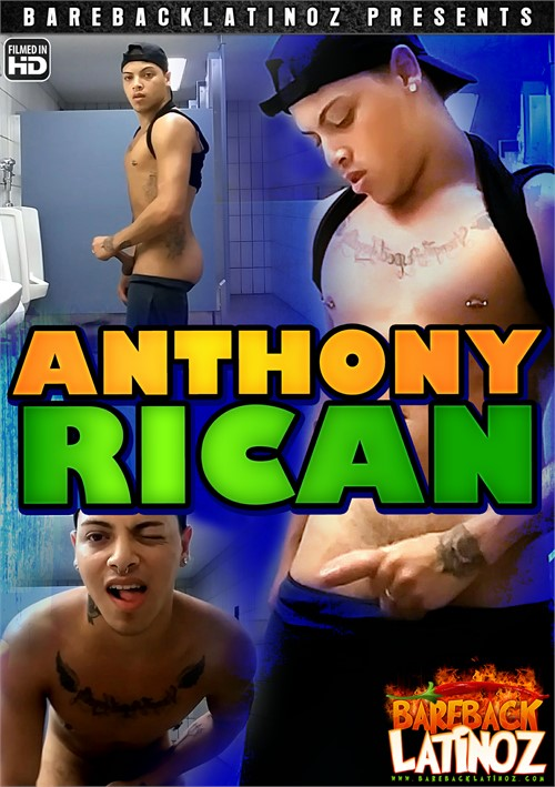 Anthony Rican Boxcover