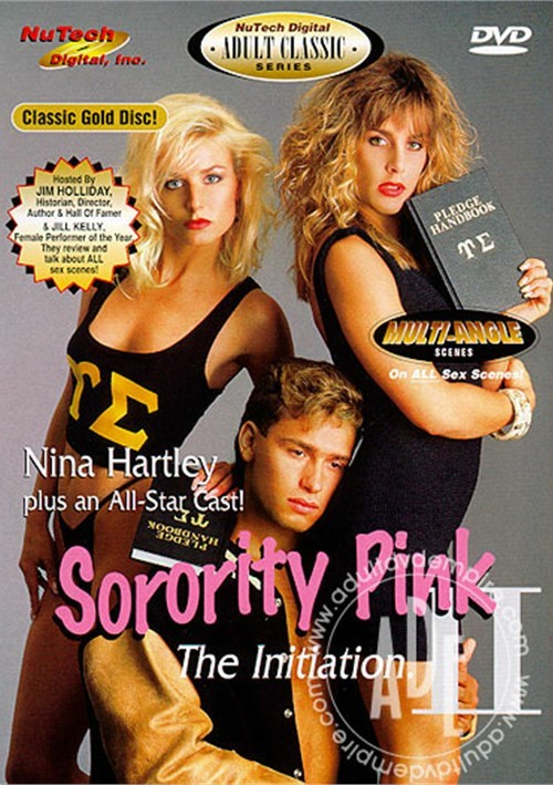 Sorority Pink II: The Initiation