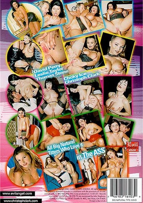 Big Natural Tits 3 2001 Adult Dvd Empire