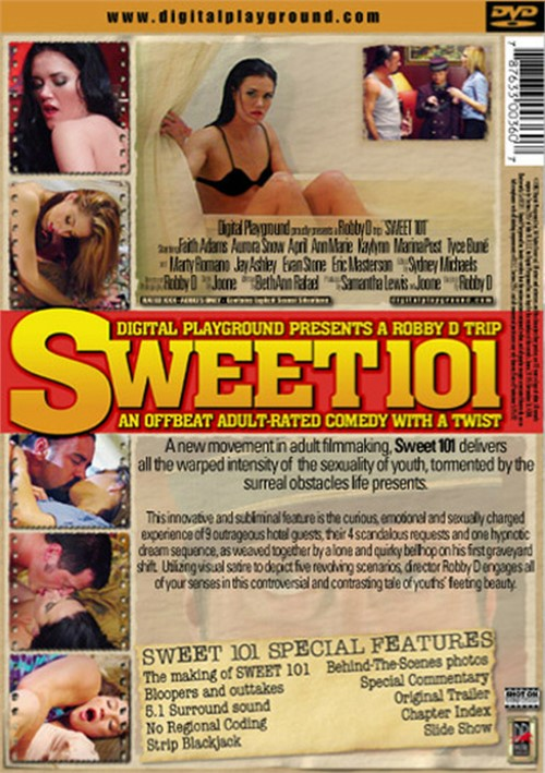 Sweet 101 Boxcover