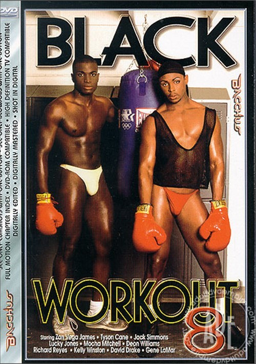 Black Workout #8 Boxcover