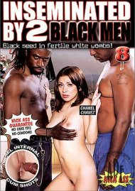 Inseminated By 2 Black Men #8