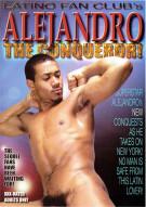 Alejandro the Conqueror! Boxcover