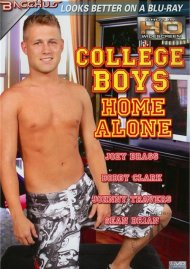 College Boys Home Alone image