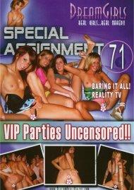 Dream Girls: Special Assignment #71 Porn Video