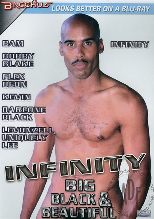 Infinity: Big Black & Beautiful Boxcover