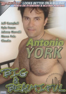 Antonio York: Big & Beautiful Boxcover