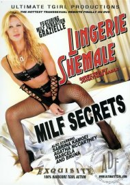 Lingerie SheMale MILF Secrets Porn Video