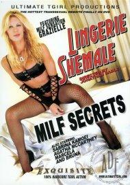 Lingerie SheMale MILF Secrets