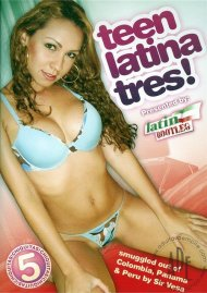 Teen Latina Tres! Porn Video