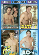 Daddy Fuckers (4-Pack) Gay Porn Movie