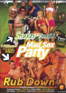 Mad Sex Party: Snakes on a Porn Set & Rub Down Porn Video