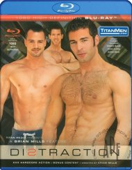 Distraction Gay Blu-ray Movie