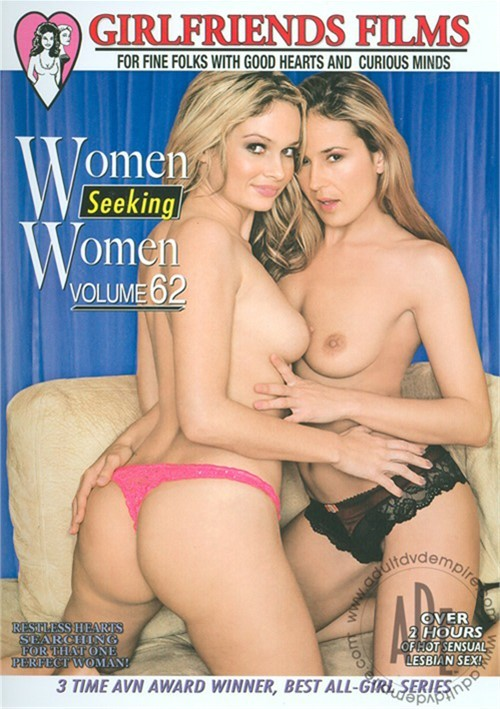 Women Seeking Women Vol. 62 Boxcover