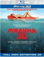 Piranha 3D (Blu-ray 3D) Blu-ray Movie